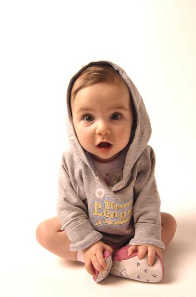 Baby Zitten Stoel.Baby Leert Zitten Brabbels